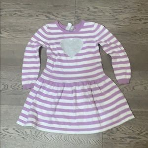 New with tags girls size 5 sweater dress